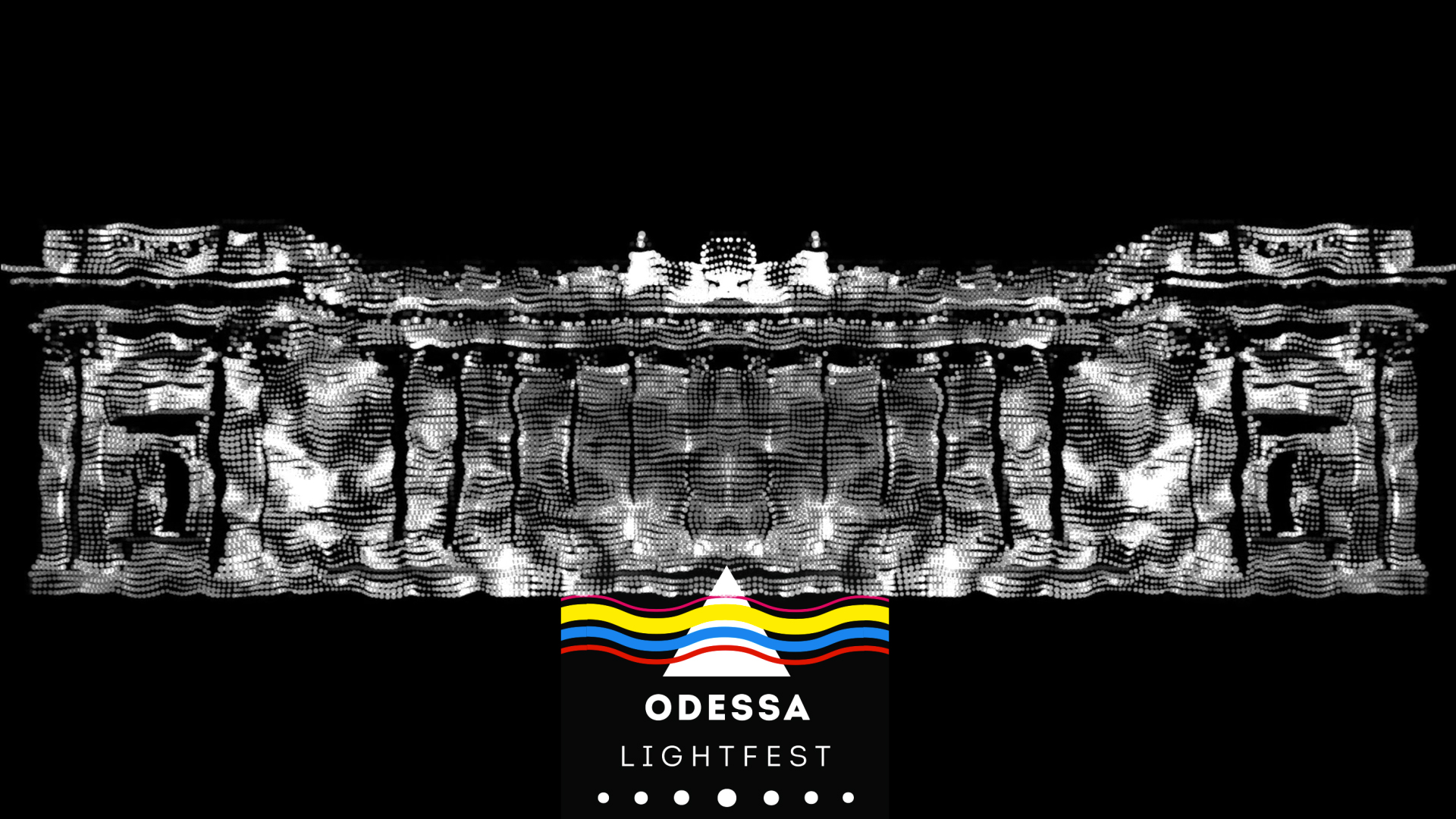 High Contrast - Odessa Light Festival - 1st prize - High Files - courtesy of the artists